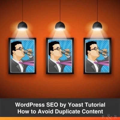 You're linking to another page with the focus keyword you want this page to rank for WordPress SEO Yoast duplicate content